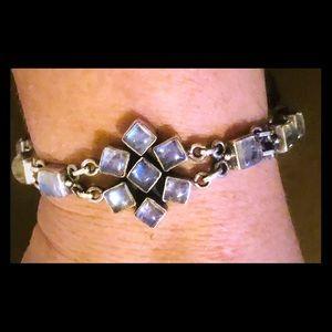 Nicky Butler Moonstone Sterling Silver Bracelet